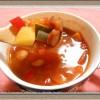冬到来?!『ミネストローネ』温野菜で体の中から温まろう