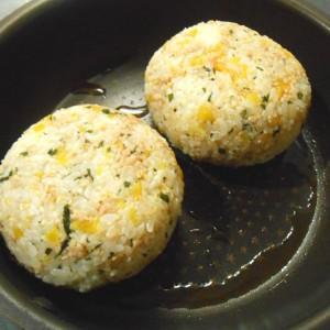 とろっとトマトの丸ごと煮、塩そぼろ焼きおにぎりでだし茶漬け (8)