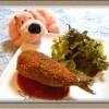 レシピの女王 ちょっとアレンジ『太っちょ秋刀魚の明太コロッケ~即席トマトソース』