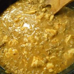 豆腐カレー (7)