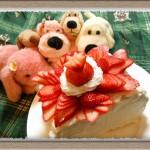 『生クリームと牛乳deビスケットケーキ 』クリスマスにイチゴで華やか!簡単手作りレシピ