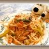 『ベーコンとアスパラのマッサパスタ』万能調味料の簡単レシピ
