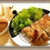豚こま肉で『とんかつ』時短!簡単!節約!晩ごはん