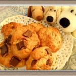 ホットケーキミックスで『いちご&チョコスコーン』簡単お手軽レシピ