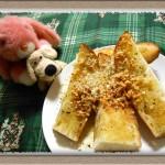 にんにく好きにはたまらない『ガーリックトースト』サクサク食感