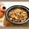 タジン鍋で『4種のきのこのチーズポン酢蒸し』香り豊かなヘルシーレシピ