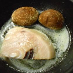メカジキのバターソテー (3)