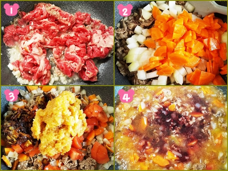 カレー 作り方 赤ワイン 煮込み料理