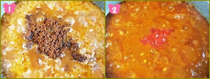 金沢カレー レシピ ゴーゴーカレー  煮込み