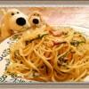 『たこと大葉のペペロンチーノ』定番パスタを簡単アレンジ