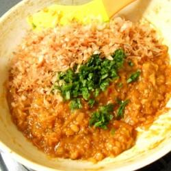 肉味噌豆腐 (3)