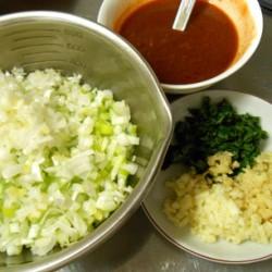 肉味噌豆腐 (6)
