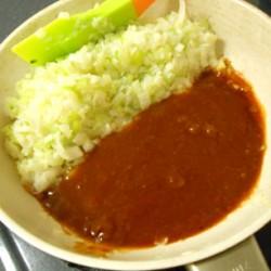 肉味噌豆腐 (2)