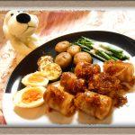 【節約でヘルシー】高野豆腐が豚の角煮!?豚バラ肉で巻くだけのダイエットレシピ