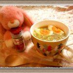 花椒香る『もやし春雨スープ』鶏ひき肉でヘルシー仕立て
