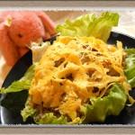 パクチー香る『アミアミ卵のタイ風オムライス』スパイス使ってアジアン料理