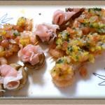 男子ごはん『エビとマッシュルームのプランチャ』絶品スペイン料理