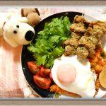『ナシゴレン&チキンサテ』冷蔵庫にある調味料で本格アジア料理