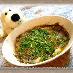 【丸干しイワシの香草パン粉焼き】トースターで焼くだけで栄養満点!