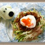 夏バテ防止『肉味噌冷やし麺』ミョウガでさっぱり食欲アップ!