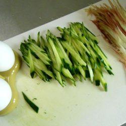 肉味噌野菜