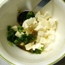 モッツァレラチーズソース