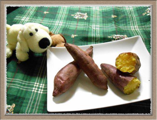 生キャラメル焼き芋