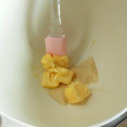 バター&グラニュー糖