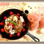 【パヌッキー 日本で食べれる?】話題のハイブリットスウィーツをパンケーキミックスレシピで簡単に作ってみた!