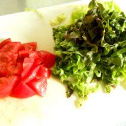 レタス・トマト