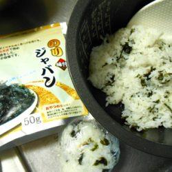 韓国のり塩むすび