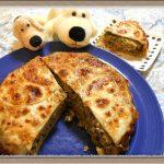 おからパウダーでダイエットレシピ【包まないジャンボ青しそ餃子】フライパンひとつで簡単!