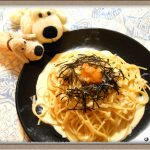 【ウニのクリームパスタが!旨味濃厚】素材の味を活かした超簡単レシピ