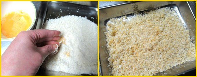 サクサクパン粉