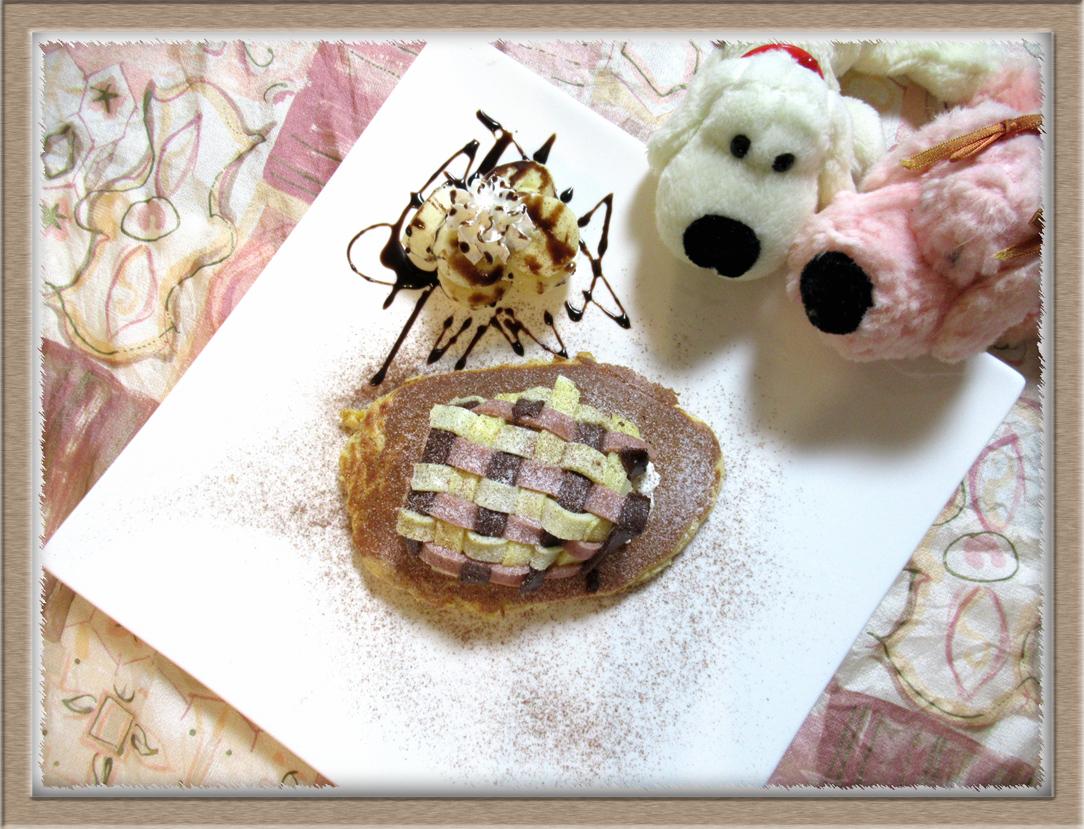 パヌッキー バナナクリーム スライス生チョコレート