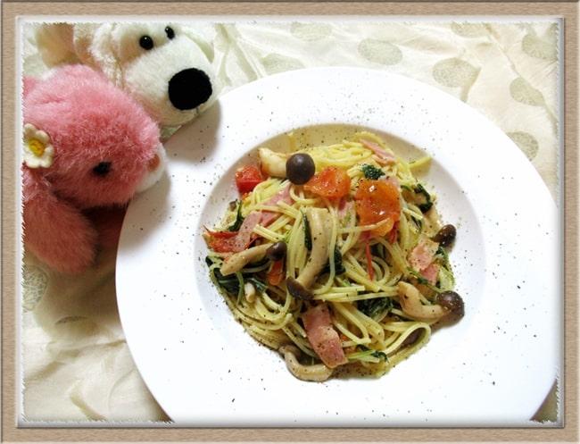 しじみの恵み レシピ 作り方 パスタ ダシ