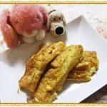 ロカボダイエット『棒寒天のフレンチトースト作ってみた』ゆりやん満足レシピで便秘解消効果も!?