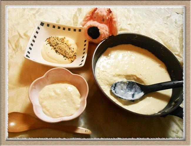 クリーム豆腐 ダイエット 作り方 レシピ