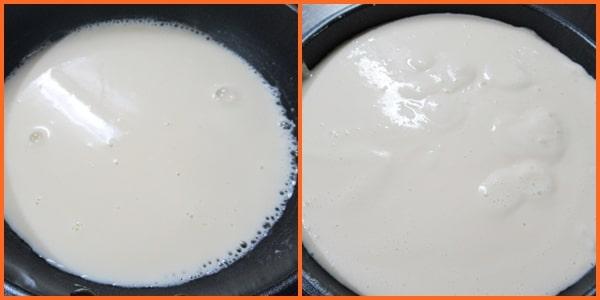 クリーム豆腐 マジックブレッド ゴマ きな粉 作り方 レシピ