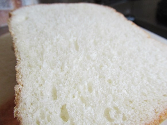 断面 ミラクルカット 三徳包丁 口コミ レビュー 魚 パン 肉 ギザギザ 切れ味