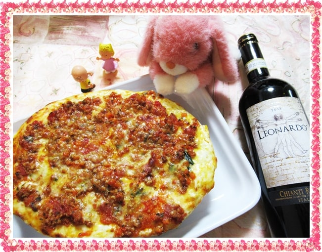 きのう何食べた ラザニア 赤ワイン leonardo 作り方 レシピ