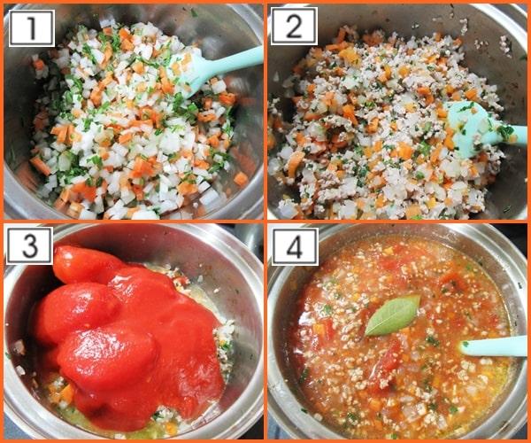 きのう何食べた ラザニア トマトソース 作り方 レシピ