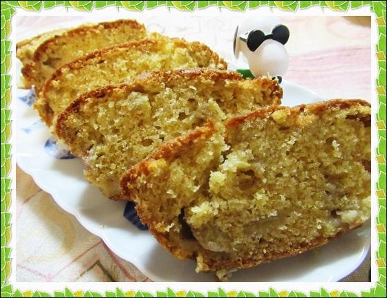 きのう何食べた バナナパウンドケーキ レシピ 作り方 ホットケーキミックス