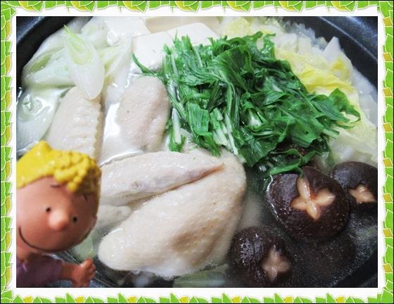 きのう何食べた 鶏の水炊き 手羽先 レシピ 作り方