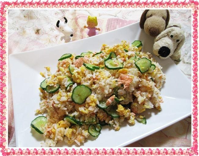 鮭と卵のちらし寿司 きのう何食べた レシピ 作り方
