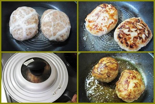 南ぬ豚 網脂ハンバーグ アグ―豚 焼き方