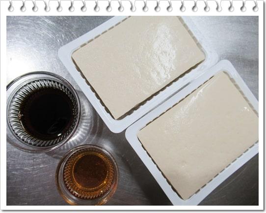 炒り豆腐 材料