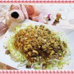 【ダイエットに!炒り豆腐のチャーハン風】ヒルナンデス!糖質オフのヘルシーレシピ