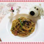 【きのう何食べた?ナポリタン作ってみた】麺つゆ使った具だくさんパスタの簡単レシピ