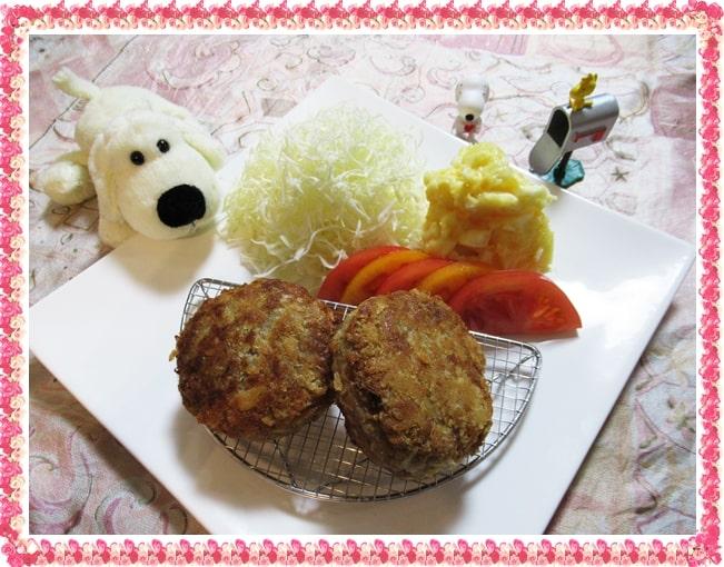 南ぬ豚 アグ―豚 メンチカツ 作り方 レシピ お取り寄せ